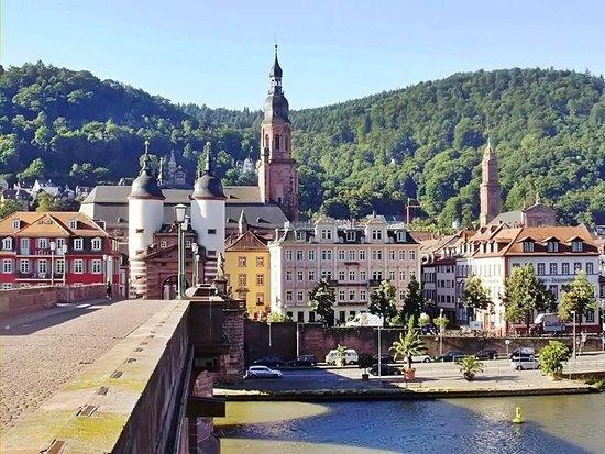 Hotel Hollaender Hof: Heidelberg