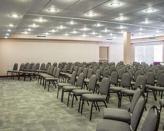 Quality Inn & Suites Conference Center Bellville: Conference room