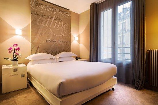 hotel chambellan morgane ab 104 1 1 8 bewertungen fotos preisvergleich paris le de. Black Bedroom Furniture Sets. Home Design Ideas