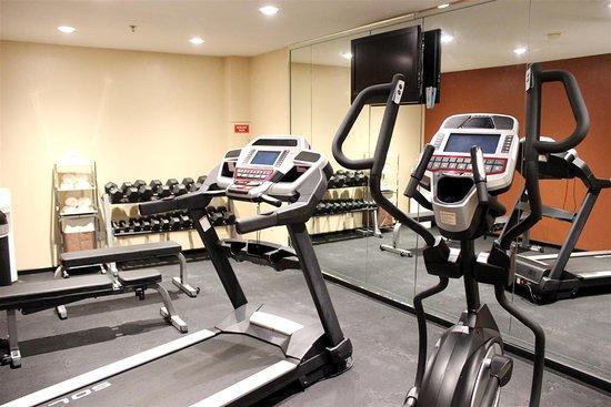 Best Western Plus Edinburg Inn & Suites: Fitness Center