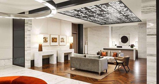 Fairmont Quasar Istanbul: Meeting Room Foyer