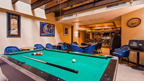 Clearlake, Καλιφόρνια: Bar/Lounge