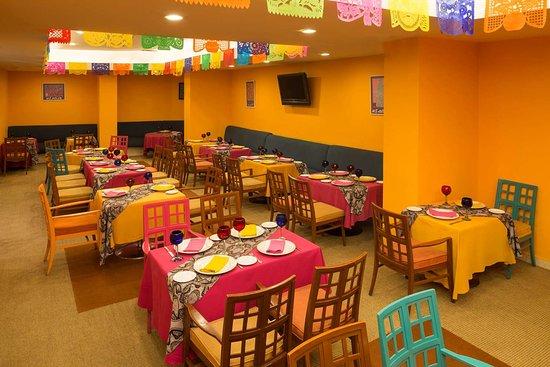 Camino Real Aeropuerto Cr Cualli Restaurant