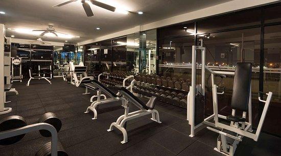 Camino Real Aeropuerto: CR Aeropuerto Gym