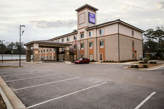 Sleep Inn & Suites Marion - Military Institute: Hotel exterior