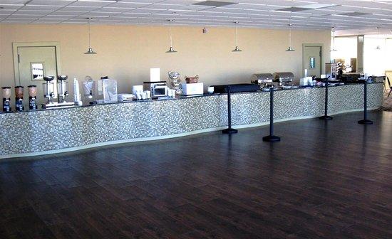 Best Western Corpus Christi: Breakfast Area