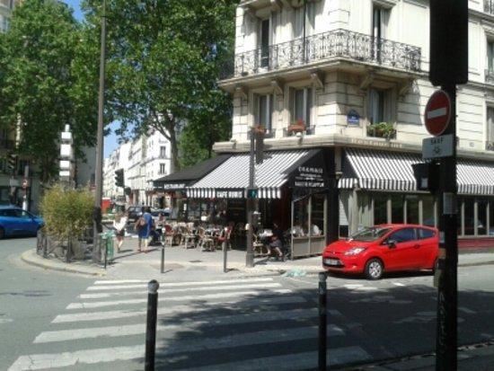 cafe rubis paris restaurantanmeldelser tripadvisor. Black Bedroom Furniture Sets. Home Design Ideas
