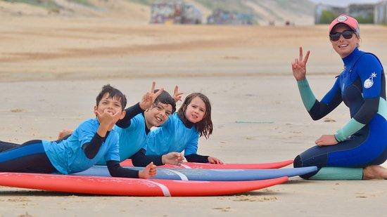 Diotis Surf School: Jardin des Vagues 5 SURF