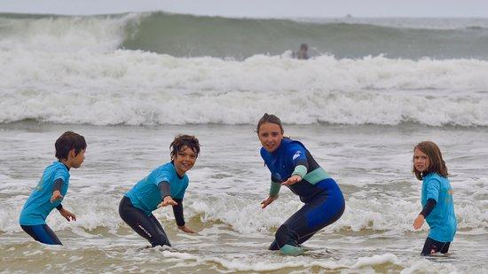 Diotis Surf School: Jardin des Vagues 6 SURF