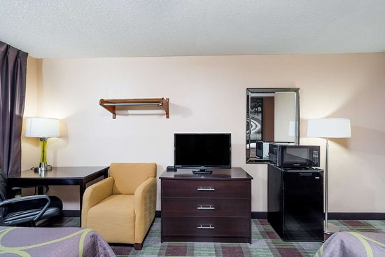 Super 8 by Wyndham Campbellsville KY: Guest room amenity