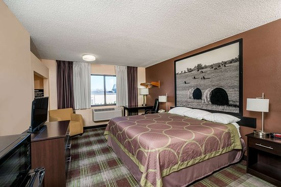 Super 8 by Wyndham Campbellsville KY: Guest room