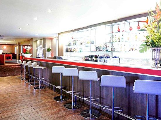 Novotel York Centre Hotel: Bar Lounge