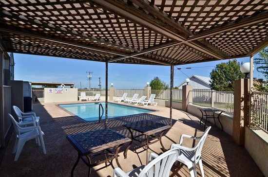 Post, TX: Outdoor Pool