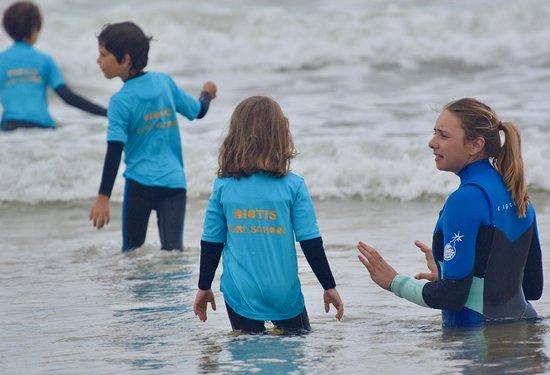 Diotis Surf School: Jardin des Vagues 8 SURF