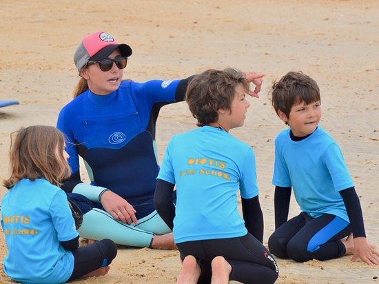 Diotis Surf School: Jardin des Vagues 9 SURF