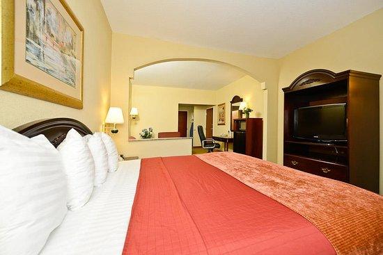 Ντέιτον, Τέξας: Suite Guest Room