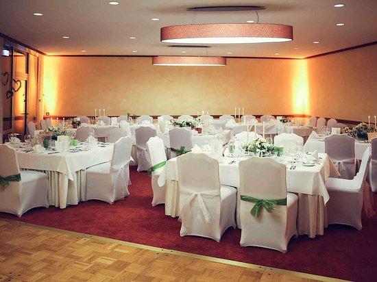 Mercure Hotel Panorama Freiburg: Wedding