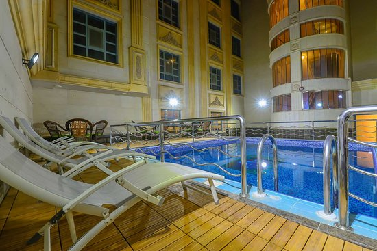 Protel Jeddah Hotel: Swimming Pool
