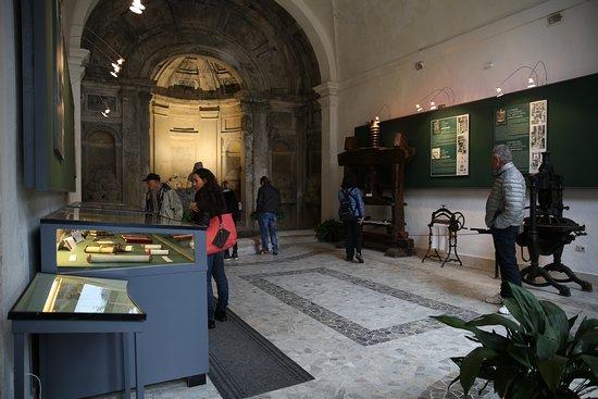 Museo Didattico Del Libro Antico