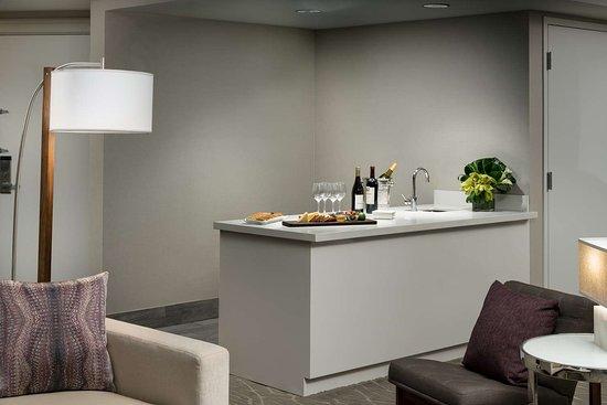 Hyatt Regency Bethesda: Suite