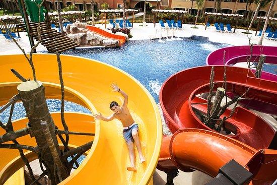 Barcelo Maya Palace: Pirates Island Water Park