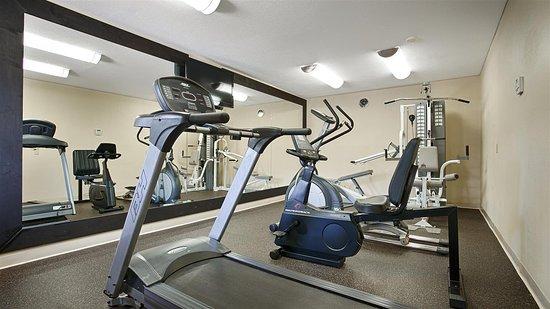 Best Western Lindale Inn: Fitness Center