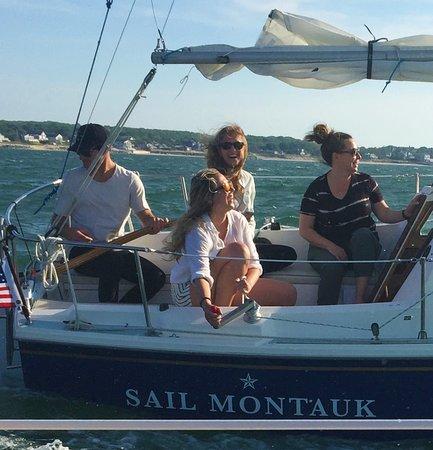 Sail Montauk: Montauk Private Sailing Lessons.