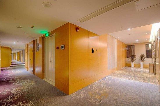 Ramada Encore Lingbao: Guest room