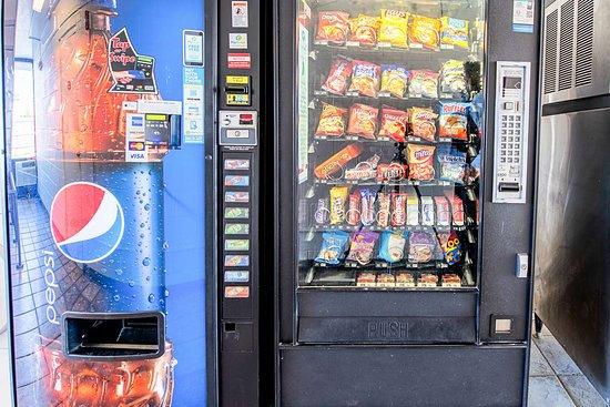 Motel 6 Hammond: vending