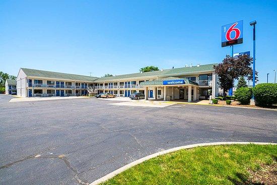 Motel 6 Hammond: exterior