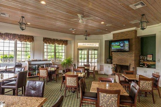 Many, LA: Cypress Bend Resort Cafe