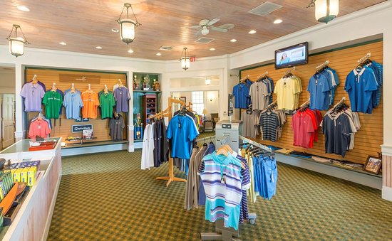 Many, LA: Golf Pro Shop