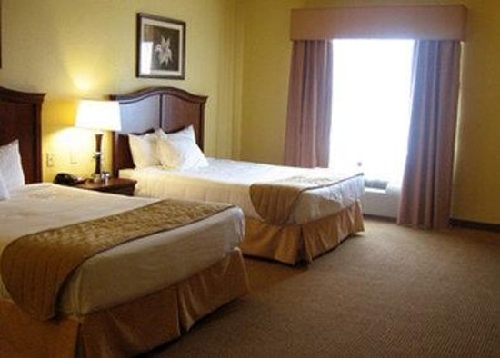 Sweetwater, TX: Two Queen Guest Room