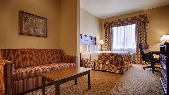 Littlefield, تكساس: King Suite