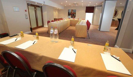 Gresham Belson Hotel: Meeting room