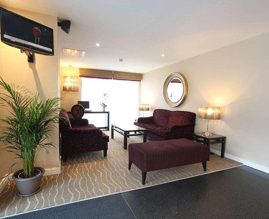 Gresham Belson Hotel: Lobby