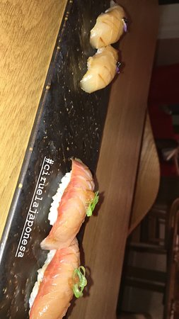 KiraKira: salmon escoces