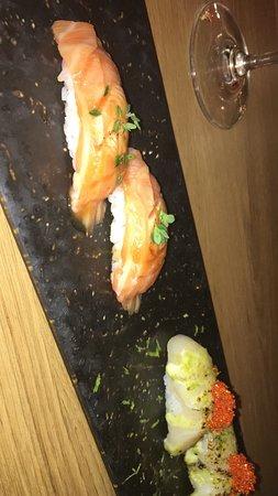 KiraKira: huevas de pez volador