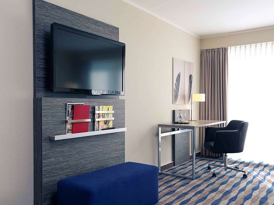 Mercure Hotel Am Entenfang Hannover: Business Center