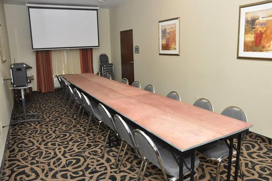 Canadian, TX: Meeting Room