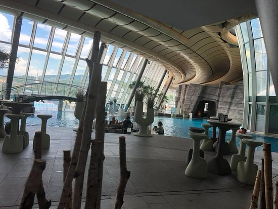 Aquardens: Le Terme di Verona: Un bar interno