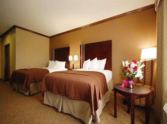 Denison, TX: Two Queen Guest Room