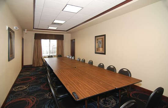 Lamesa, TX: Meeting Room