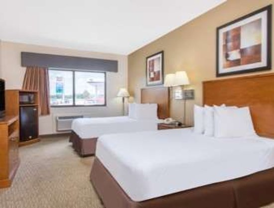 Days Inn by Wyndham Phenix City Near Fort Benning: 2 Double Bed Room