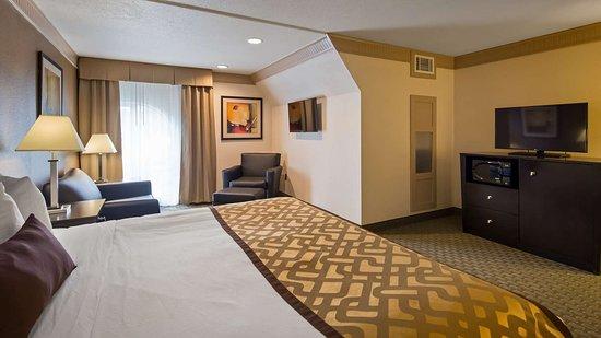 Best Western Plus Concordville Hotel: Guest Room