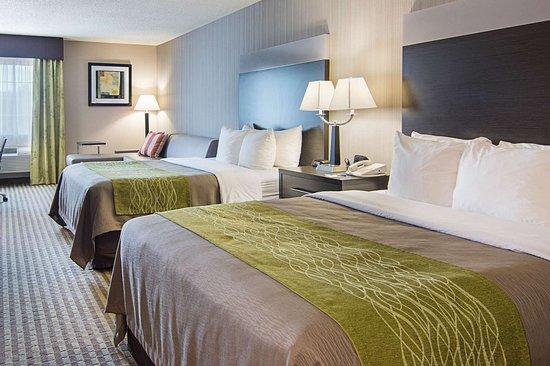 Camden, AR: Queen suite