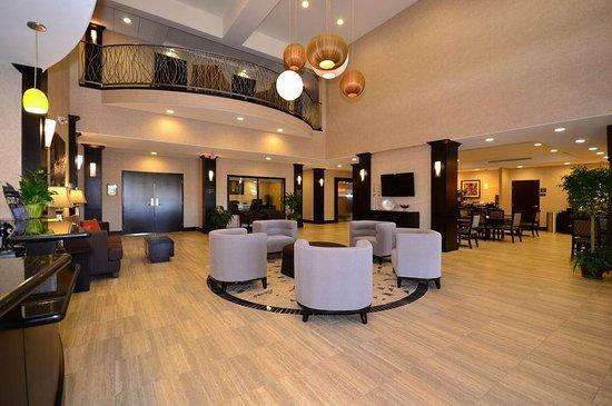 Lytle, TX: Hotel Lobby