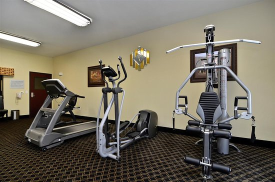Best Western Plus Blanco Luxury Inn & Suites: Fitness Center