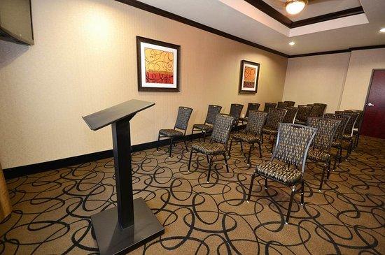 Center, Teksas: Meeting Room