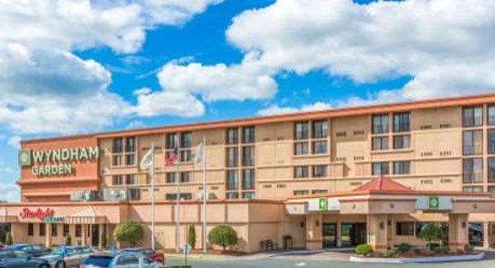 Wyndham garden newark airport 99 2 6 1 updated - Wyndham garden newark airport newark nj ...